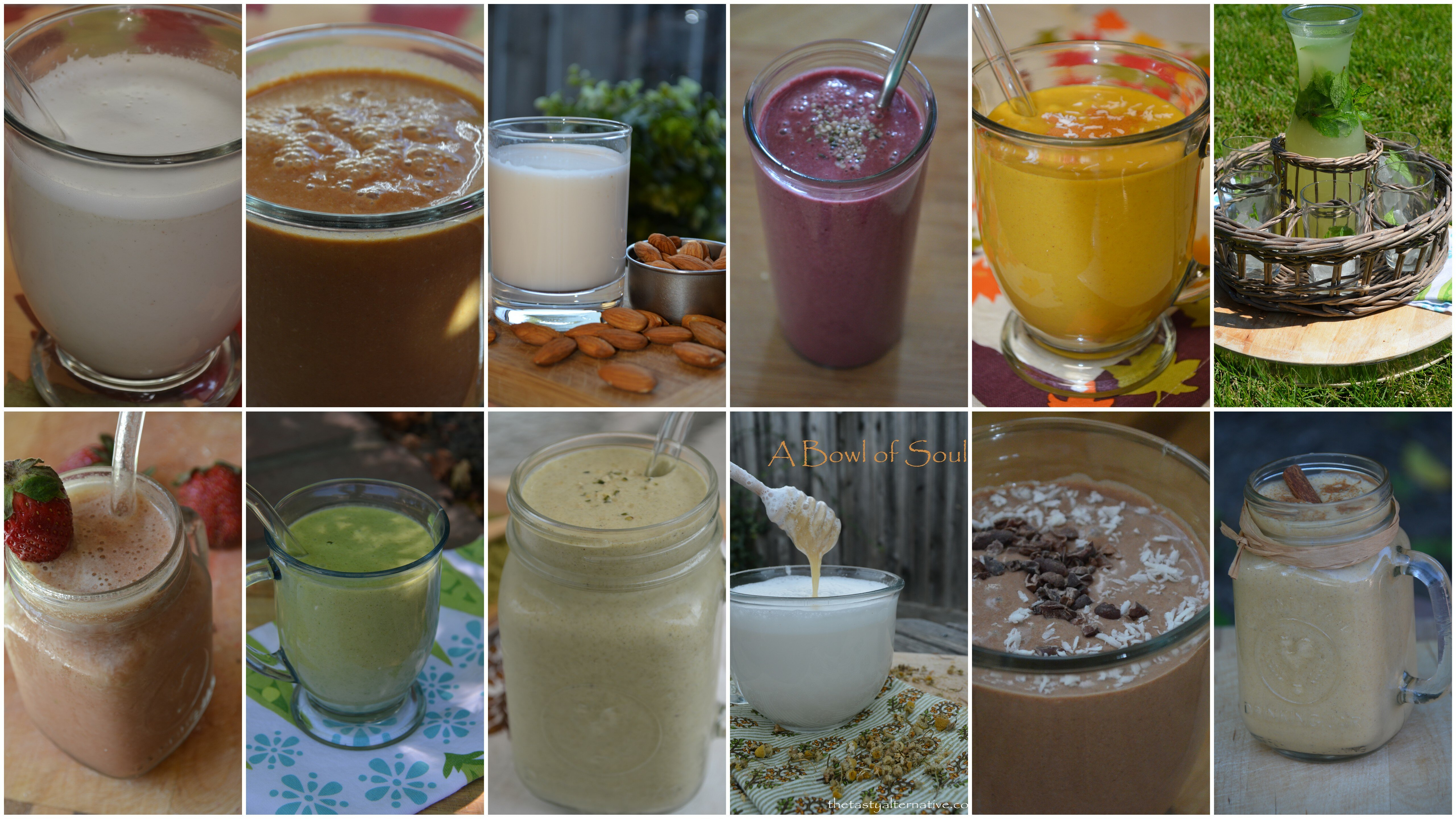 drinks and smoothies1