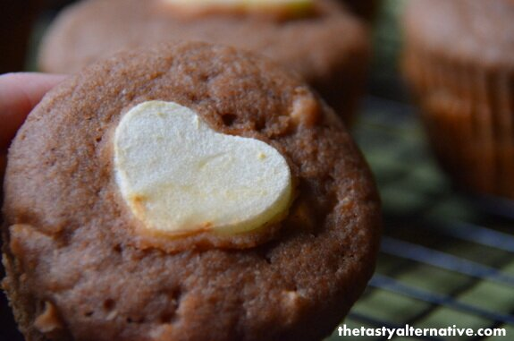 I-Love-You-Cinnamon-Apple-Muffins-Single-The-Tasty-Alternative