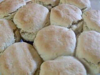 chicken pot pie, biscuits, rolls, gb casserole 024