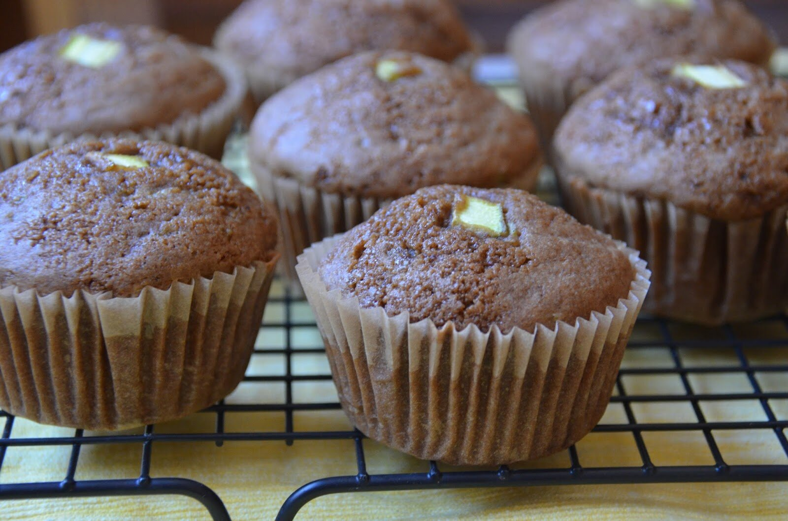 Spiced Zucchini Muffins Recipes — Dishmaps